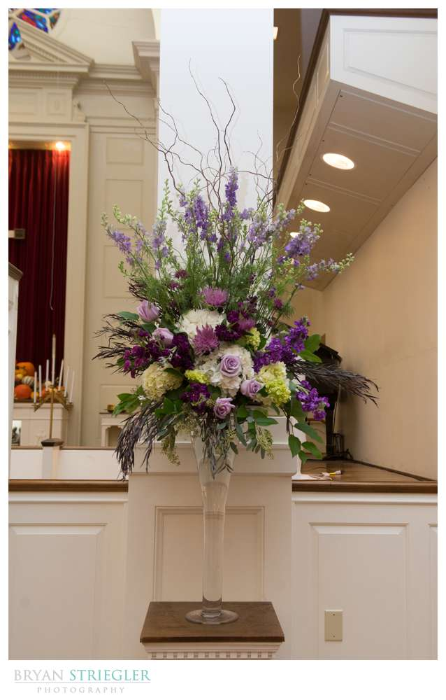 Northwest Arkansas Wedding Photographer flowers