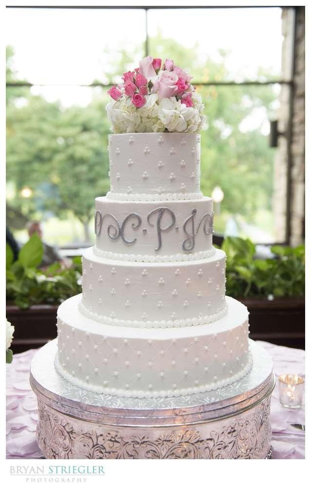 Arkansas wedding cake