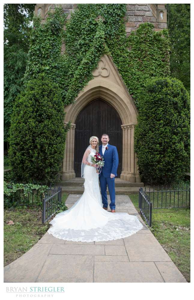 Elopement Wedding at St. Catherine's at Bell Gable