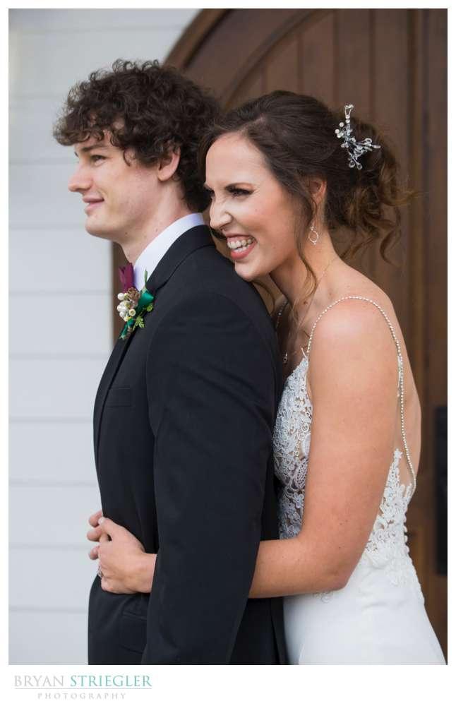 wedding portraits at Legacy Acres