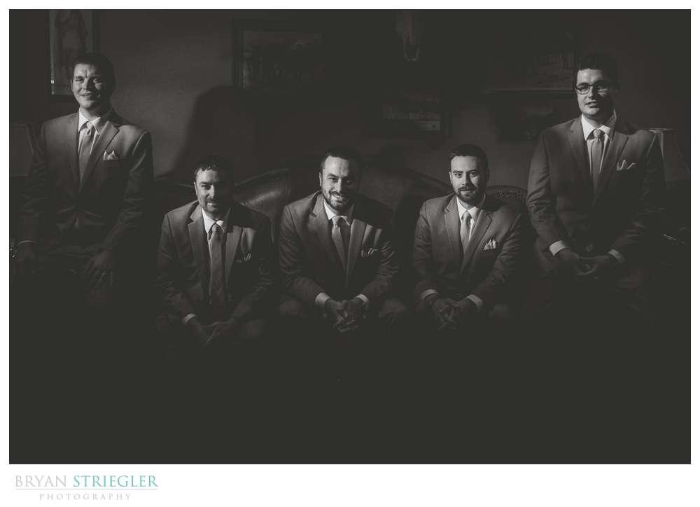 composite groomsmen photo
