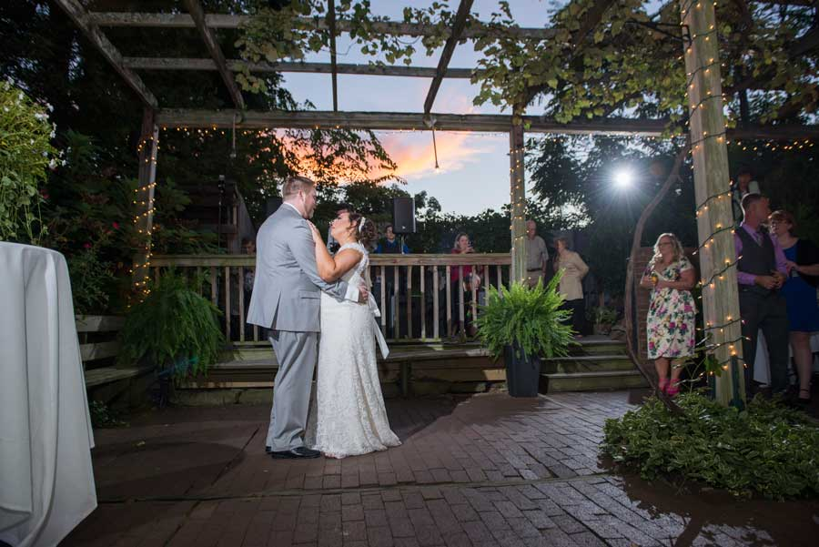 The Garden Room wedding venue