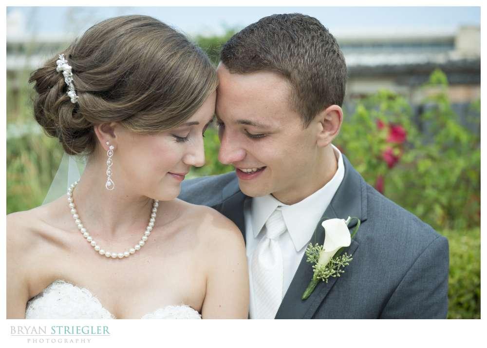 Northwest Arkansas Wedding Photographersbride and groom