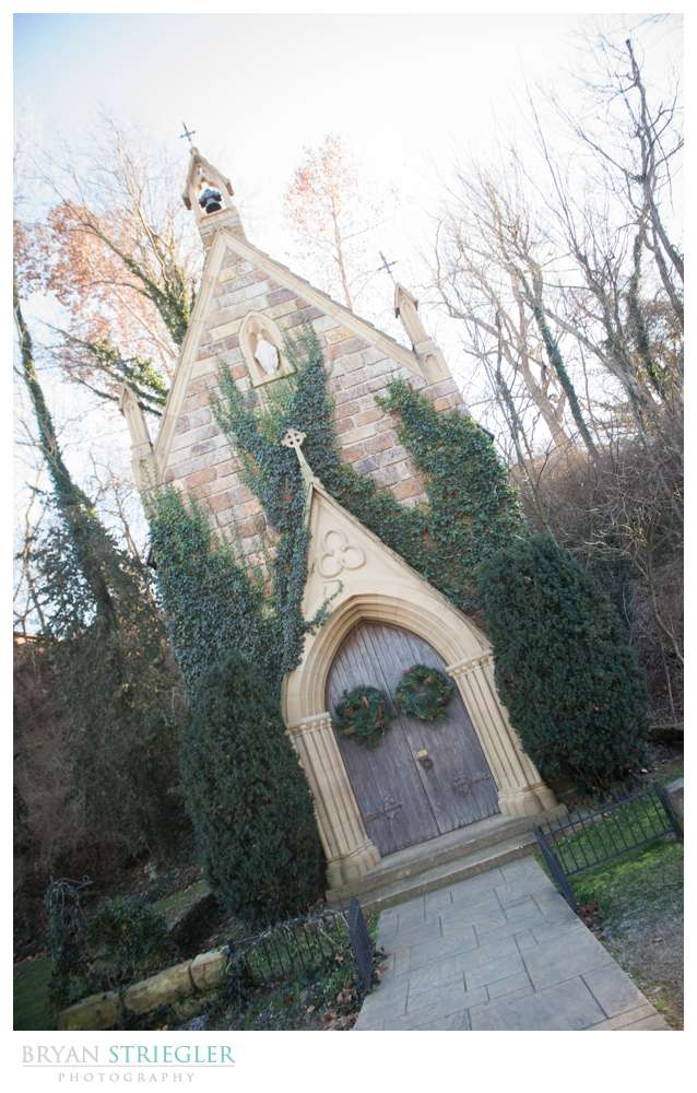 Fayetteville Wedding Photographer St. Catherine's at Bell Gable