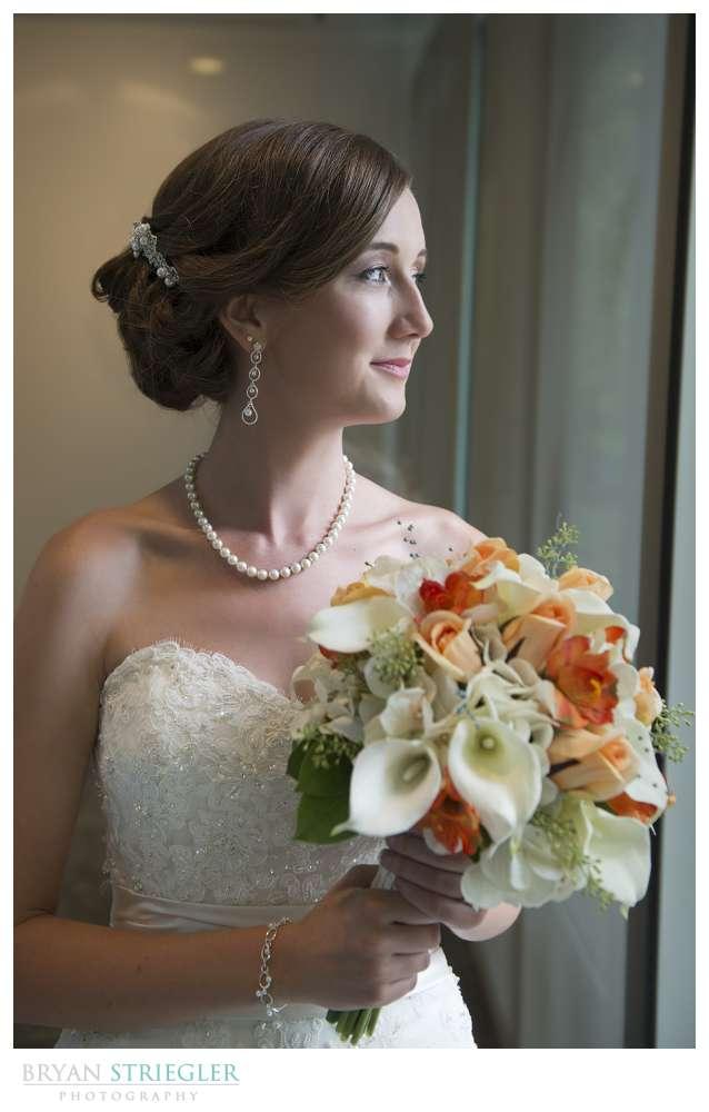 Northwest Arkansas Wedding Photographers bride photo