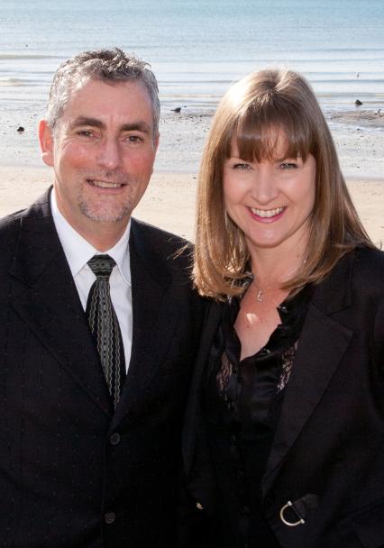 Steve and Lisa Stone