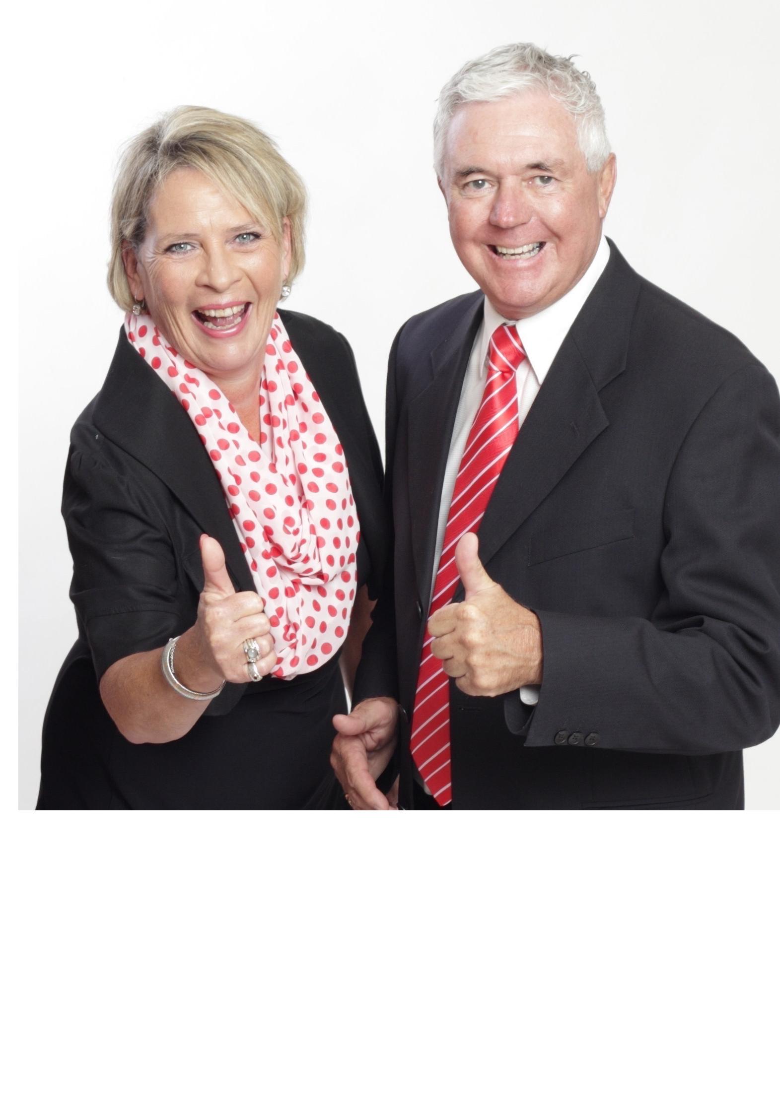 Norman Lloyd & Angie Stimson-Lloyd