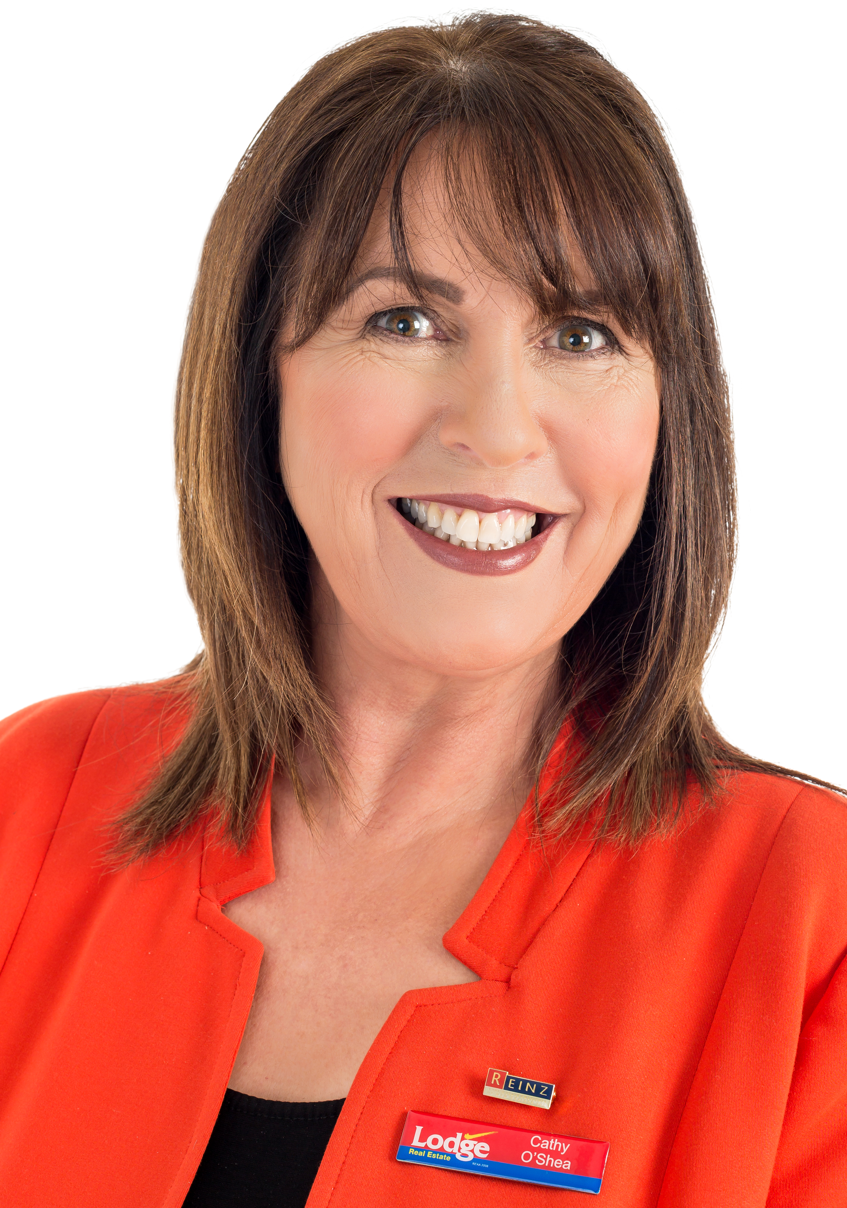 Cathy O'Shea #1 Lodge Agent August 2019 Residential & Lifestyle Team