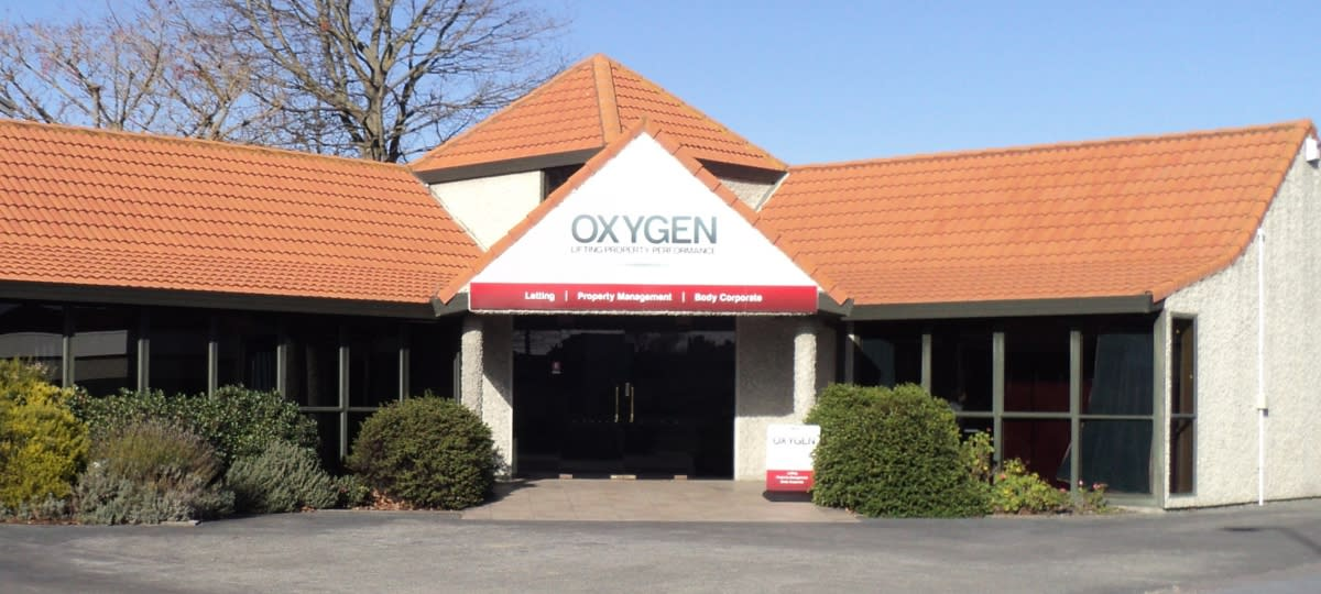 Oxygen Property Management - Hawkes Bay