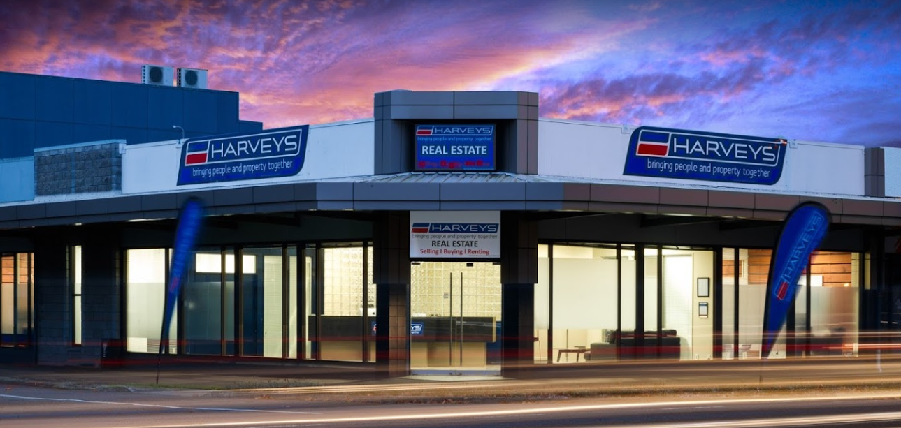 Harveys - Palmerston North