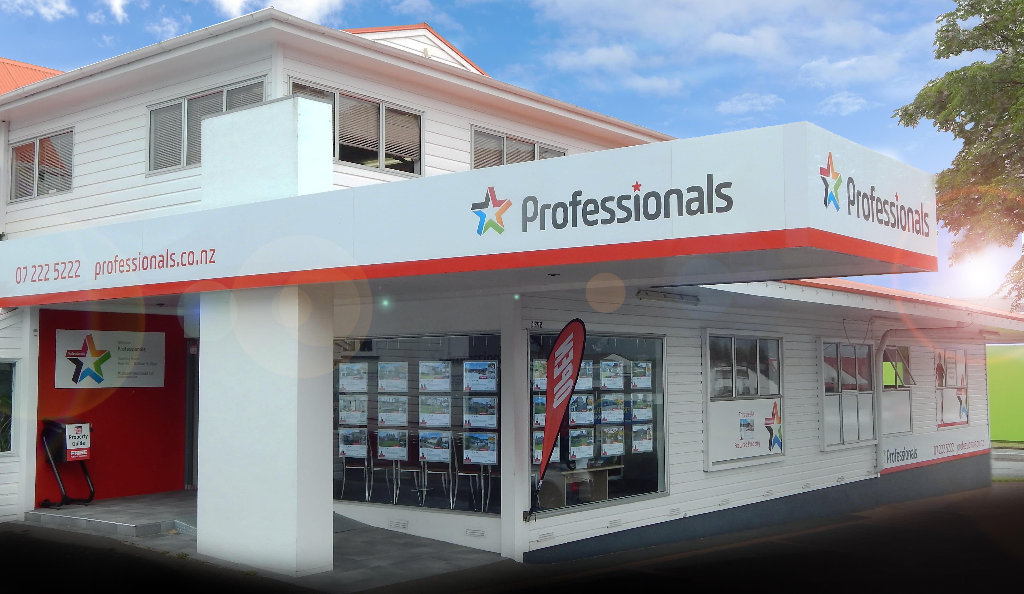 Professionals - Rotorua