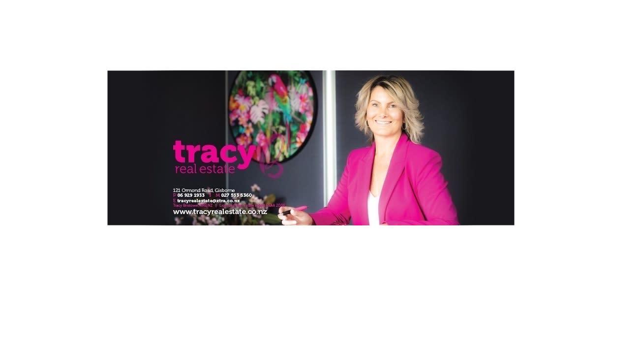 Tracy Real Estate - Gisborne