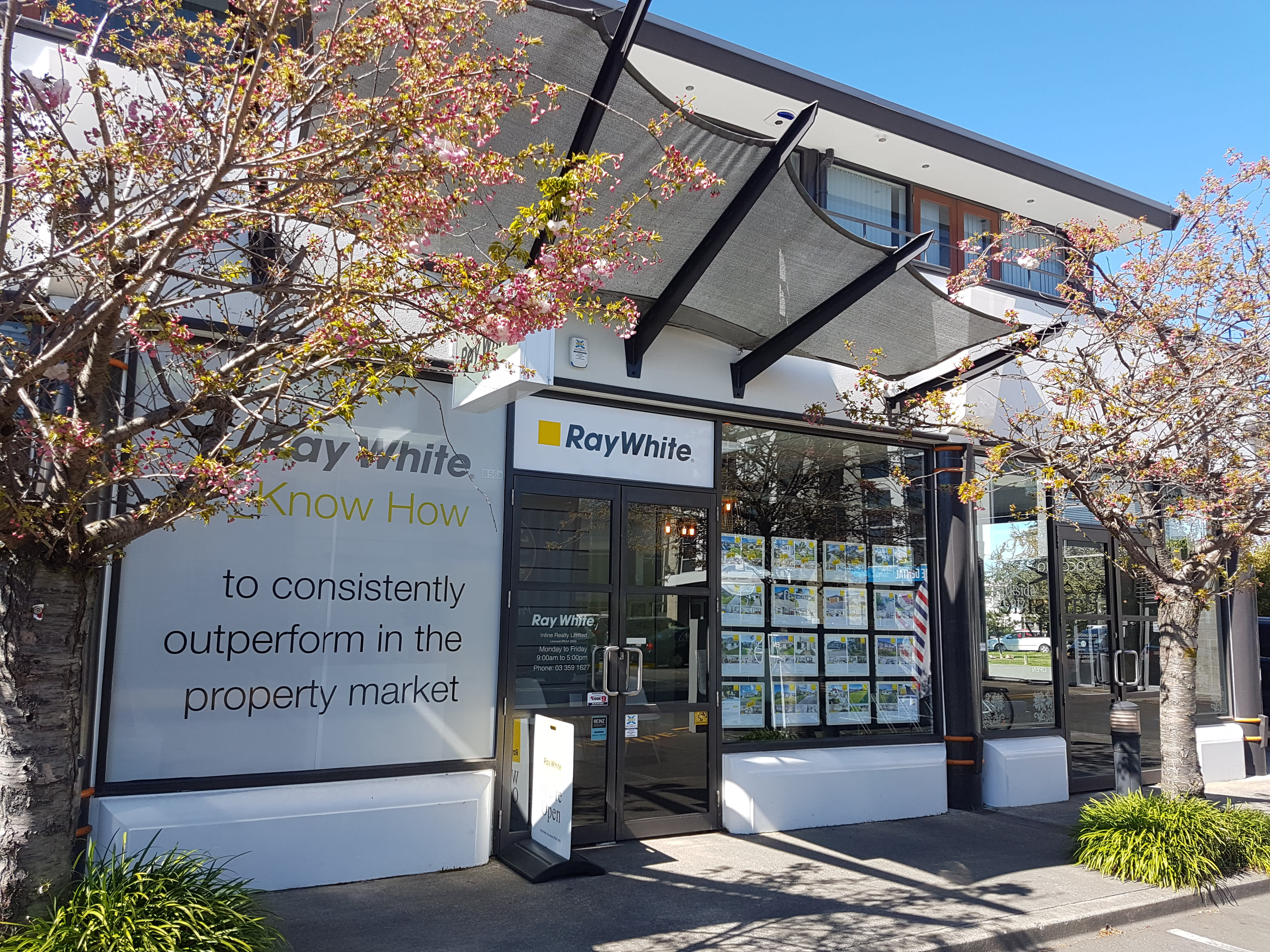 Ray White - Bishopdale