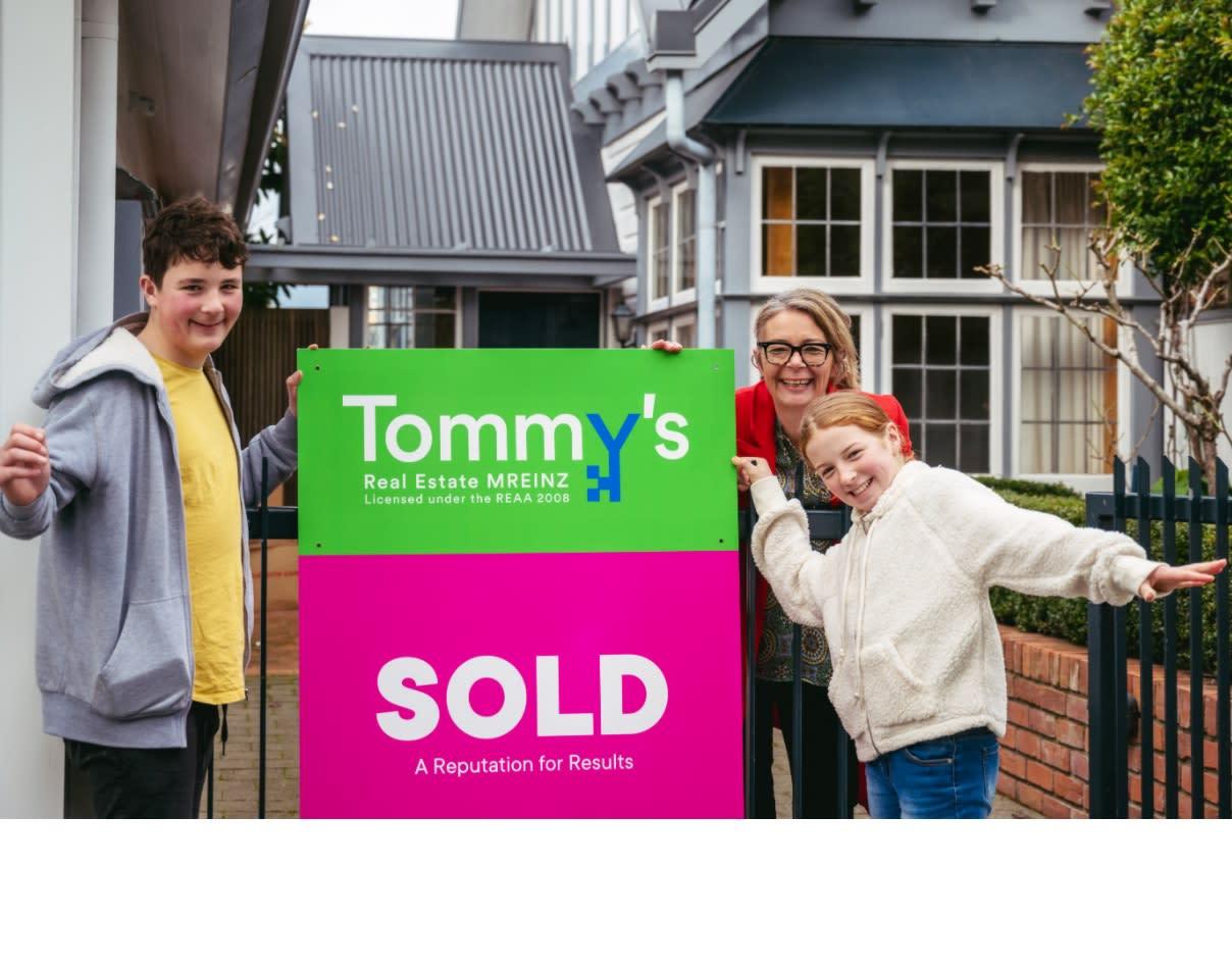 Tommy's - Wellington City