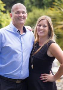 Greg and Kirsten Jones - Team Jones