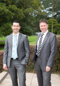 Philip Hall & James Begley