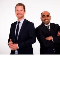 Steve Kirk & Habeeb Urrahman