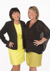 Annie Yong-Mewburn & Sarah Benbow