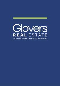 Glovers New Lynn Office