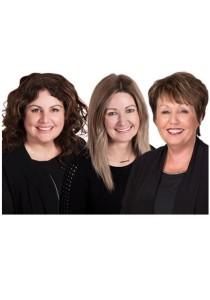 Team Stevens - Mel, Rebecca & Lynne