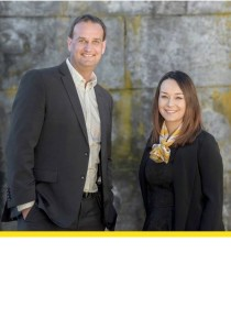 Brad Chittick & Holly Percival