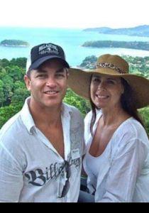 Angela and Nick Fleet
