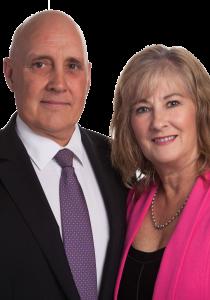 Malcolm and Kay Cameron
