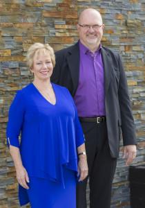 Kaye and Stewart McElwain