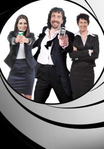 Ian Boswell, Nicolette, Jenny, Mark - Special Agents 003