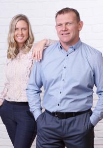 Greg and Trudi Ashby