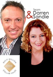 Team Darren & Sandie