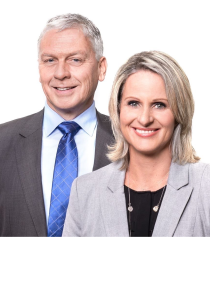 Chris Bone & Nadia van Zyl