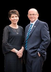 Bryan and Brenda Fulton