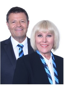 The Godfreys - Steve & Robyn