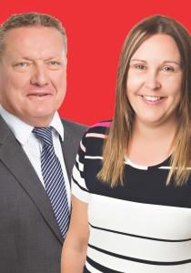 Neil Archer & Gemma Lewell