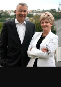 Simon and Susan Dew