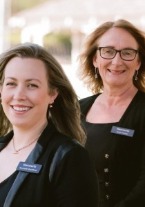 Shontelle & Susie - The Real People for Harcourts