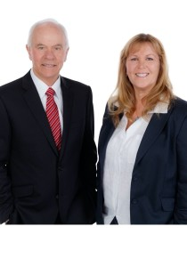 Yvonne Forlong and Bill Milham