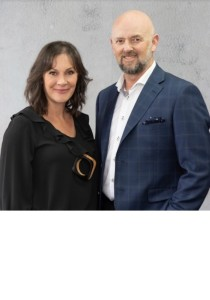 Bret Glazer & Donna Churton
