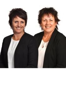 Mary Barnes & Tracy Harris