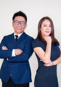 Alina Yang & Kim Jin
