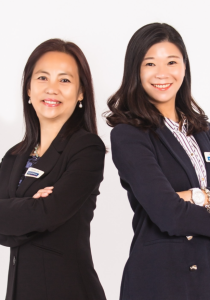 Veronica Lee & Nicole Yan