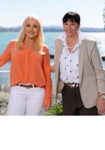 Jen Brownlie & Millie Lyons