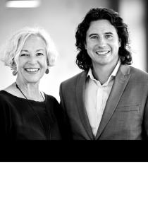Kim Slessor and Jules Bailey-Rotman