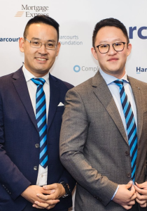 Jerry Wen & James Zhao