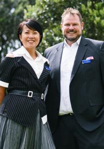 Eva Ng & Neil O'Gorman