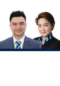 Joseph & Jihee Lee