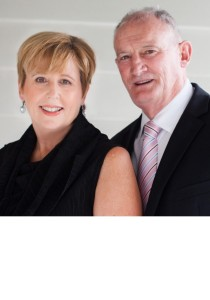 Maurice & Monica Bush