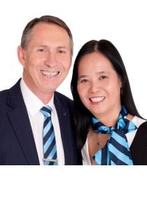 Lydia Chen & David Moy
