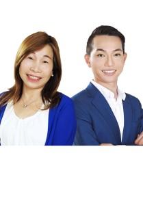 Jacky Ng & Brenda Wong